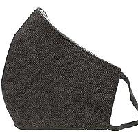[Grau-2] 2 Stück Anti-Staub Mund Maske Baumwolle warme Mund Maske preisvergleich bei billige-tabletten.eu
