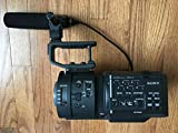 Sony NEX-FS700R Handheld camcorder 11.6MP CMOS Full HD Black hand-held camcorder - Camcorders (11.6 MP, CMOS, 8.4 MP, 8.3 MP, Memory card, MS PRO,MS Pro-HG Duo,SD,SDHC,SDXC)