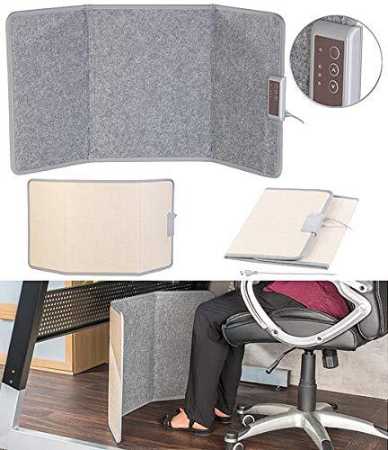 Sichler Haushaltsgeräte Panneau chauffant à infrarouge avec 3 niveaux de chauffe