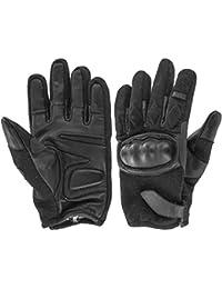 Highlander Men's Bravo Gloves Black