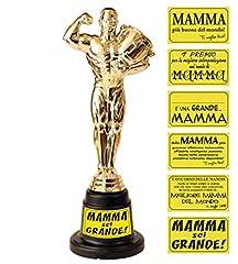 Idea Regalo - Bombo Statuetta Premio della Mamma