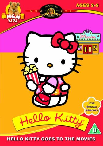 Hello Kitty: Goes To The Movies [DVD]