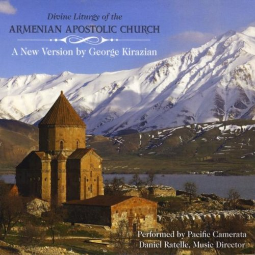 Divine Liturgy Of The Armenian...