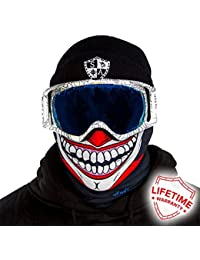 ... Foulard Tuyau Rigide Masque Protection Contre Le Froid Visage Masque  Halloween Ski Snowboard… EUR 5,00 · Salt Armour SA Frost Tech en Polaire  Face ... 37a4898dc54