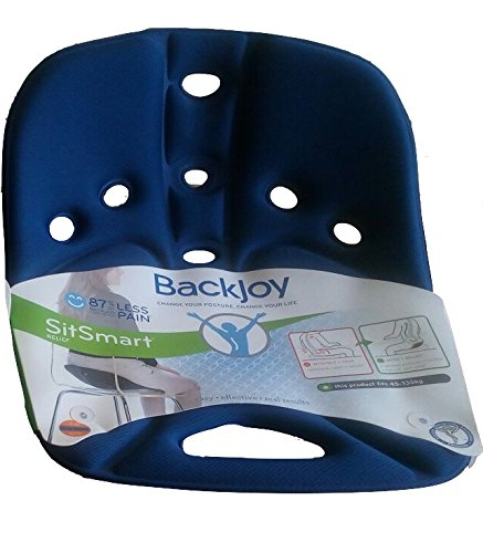 BackJoy SitSmart Relief -Navy Blue (Back Ortho Seat)  available at amazon for Rs.2599