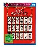 Grand Budapest Hotel [Blu-ray]