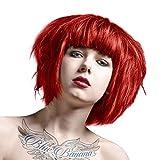 Directions pillarbox red 1 x 88 ml La Riche Direktziehende Tönung / Farbcreme zum tönen der Haare