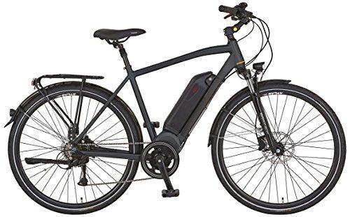 "Prophete E-Bike, 28"", Entdecker e8.7, AEG EcoDrive Mittelmotor, 36V,250 W,max.50 Nm, SHIMANO 8-Gang Kettenschaltung, AEG Downtube-Akku Lithium-Ionen, 36V, 10,4Ah (374 Wh), PROMAX hydr. Scheibenbremsen"