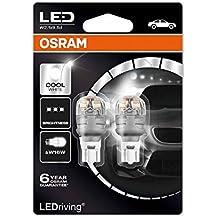 Osram Spain 9213CW-02B Premium Retrofit Lámparas LED, Weiß, medium, Set de 2