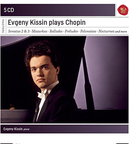 Evgeny Kissin Plays Chopin -