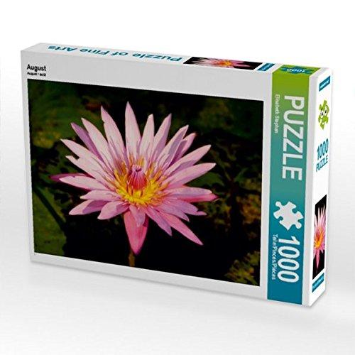 Preisvergleich Produktbild August 1000 Teile Puzzle quer