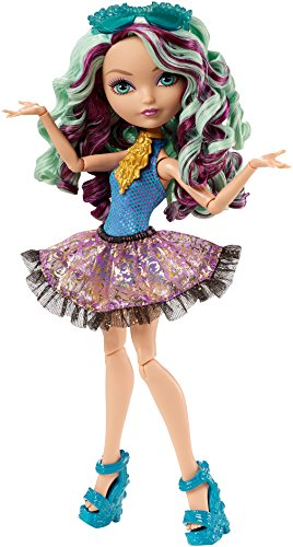 Ever After High Mirror Beach Madeline Hatter Doll by (Madeline High Ever After Hatter)