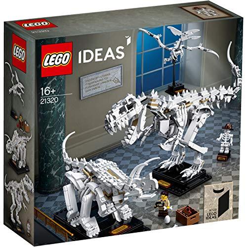 Lego Ideas - Dinosaurier Fossilien Set - 910-teilig