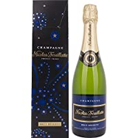Nicolas Feuillatte Brut Réserve Limited Edition Champagner mit Geschenkverpackung   (1 x 0.75 l)