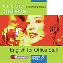 Face the Challenge - English for Office Staff: Audio-CD