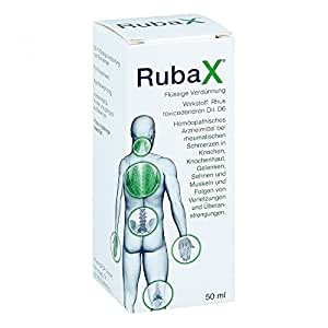 RUBAX Tropfen 50 ml Tropfen