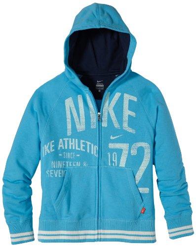 Nike Pull zippé à capuche Ya76 Campus pour enfant