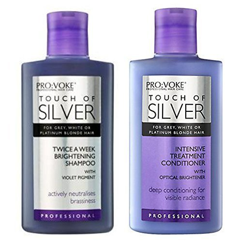 Touch of Silver Brightening Shampoo & Intensive Conditioner 150ml