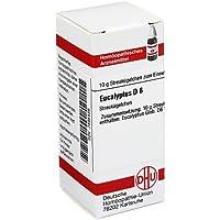 EUCALYPTUS D 6 Globuli 10 g Globuli preisvergleich bei billige-tabletten.eu
