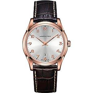 Hamilton Reloj Analogico para Hombre de Cuarzo con Correa en Cuero H38541513