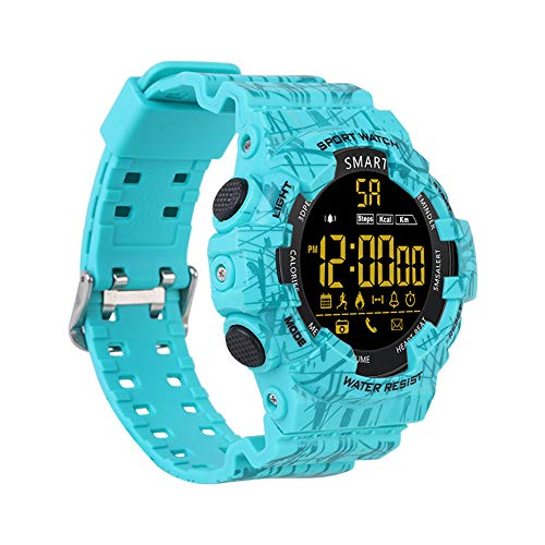 Redvive Top EX16C Smartwatch, Schrittzähler, IP68, wasserdicht, 365 Tage Standby