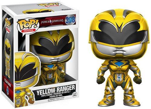 FunKo 12344 POP Vinylfigur: Power Rangers ? Der Film: Gelber Ranger Preisvergleich