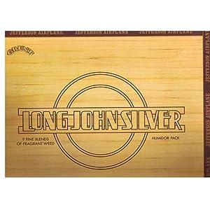 long john silver (33 tours)