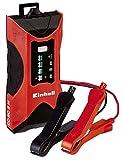 Einhell Batterieladegerät CC-BC 2 M bis 60 Ah (6V/12V, mikroprozessorgesteuertes Allround-Ladegerät, automatische Batteriespannungsanpassung)