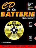 Partition : CD a la batterie L. Pontieux