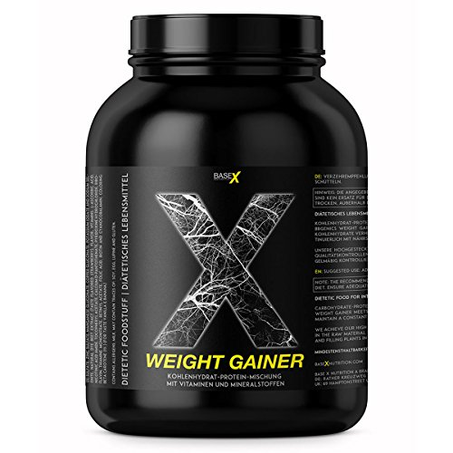 Base X Nutrition Weight-Gainer