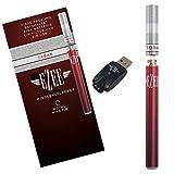 Ezee E Zigarette Starterset | e Shisha Tabak Geschmack | Wiederaufladbar Elektronische Verdampfer | Inklusive 1 nikotinfreie depot/filter