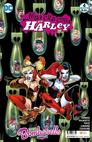 Una cita con Harley O.C.: Una cita con Harley núm. 04 (de 6): Bombshells