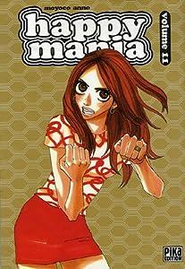 Happy Mania Edition simple Tome 11