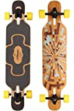 Loaded Tan Tien Flex 2 Complete Longboard Skateboard W/ Paris Trucks, Orangatang Durian Wheels by Loaded