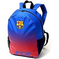 Equipo de Fútbol Oficial ajustable bolsa de cremallera mochila (Varios palos para elegir.), Barcelona FC