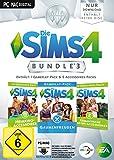 Die Sims 4 Bundle Pack 3 (Product Key Card für Origin ohne Datenträger/CD)