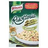 Knorr Risotteria Minestra Preparata Disidratata con Asparagi, 2 Porzioni - 175 g