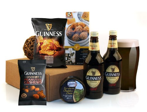 Guinness Gifts - This Popular Beer Gift includes 2 Bottles of The Magic of Guinness with