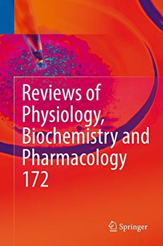 Reviews Of Physiology, Biochemistry And Pharmacology, Vol. 172 por Bernd Nilius epub
