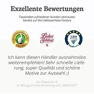 LIEBESSCHLOSS-FACTORY Liebes Herzschloss rot mit Gravur, gratis Geschenk-Box uvm... Jetzt graviertes Schloss selbst gestalten!