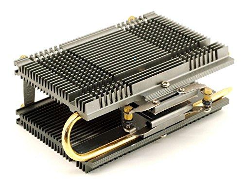 Sapphire ATI Radeon 9500 9600 9700 Chip GPU Cooler Heatsink Hole Distance 55mm (Radeon 9700 Ati)