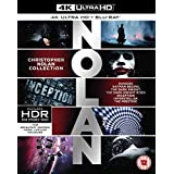 Christopher Nolan Collection - Dunkirk + Batman Begins + The Dark Knight + The Dark Knight Rises + Inception + Interstellar + The Prestige