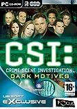 CSI: Crime Scene Investigation - Dark Motives (PC CD) - Pc-Cd Rom CD