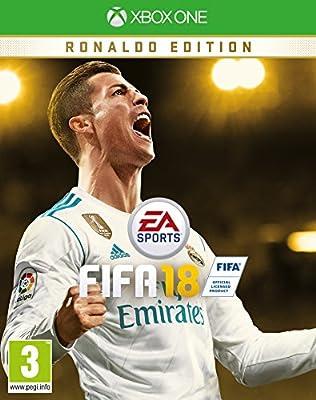 Giochi per Console Electronic Arts Fifa 18 Ronaldo Edition
