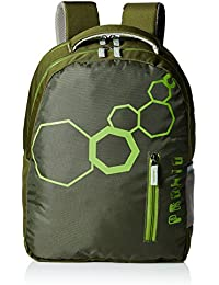 Pronto Twister 20 Ltrs Olive Casual Backpack (8807 - OL)