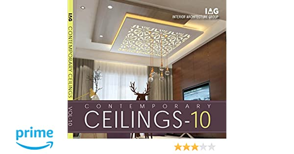 Buy Contemporary Ceilings vol 10 Book Online at Low Prices in India