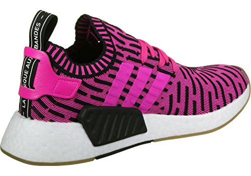 adidas NMD_r2 PK, Sneaker Uomo vari colori (Rosimp / Rosimp / Negbas)