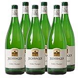 Jechtinger Müller Thurgau Weißwein Baden Württemberg Liter 2017 halbtrocken (6x 1 l)