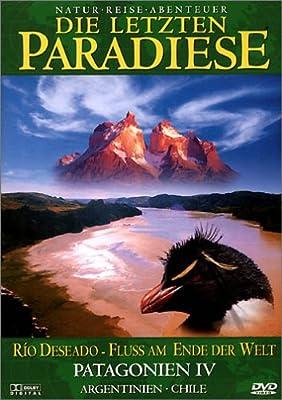 Die letzten Paradiese (Fole 4) - Patagonien IV - Rio Deseado - Fluss am Ende der Welt - Argentinien, Chile