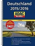ADAC MaxiAtlas Deutschland 2015/2016 1:150 000 (ADAC Atlanten)
